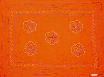 SARONG-KD-EMB-TPL-ORANGE